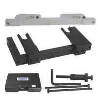 AUGOCOM Camshaft Alignment Engine Timing Tool Kit for BMW N51/N52/N55 Series