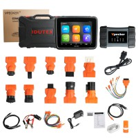 2019 XTUNER T2(Vpecker T2) 8inch Multi Functional Diagnostic Tool for Heavy duty Truck and Commercial Vehicles