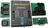 Original Orange5 Professional Memory and Microcontrollers Programming Device with all Adapters