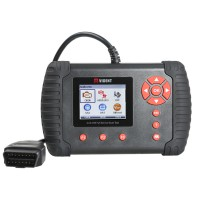 VIDENT iLink450 Full-Service OBDII Code Reader Support ABS&SRS Reset, DPF, Battery Configuration 3 Years Free Updates!