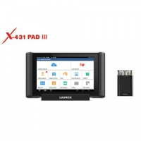 Original LAUNCH X431 PAD III V2.0 Full System Diagnostic Tool Support Coding & Programming