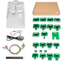 <b>(7% OFF €95)</b> Latest Version LED BDM Frame With 4 Probes Mesh + BDM Probe Adapters For KESS Dimsport KTAG Full Set