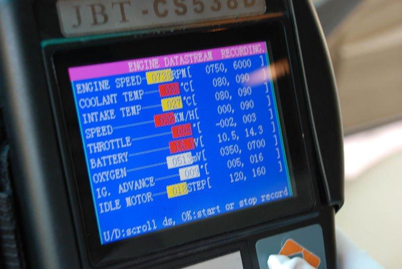 Original JBT-CS538D Vehicle Scanner Auto Diagnostic Tool Scanner