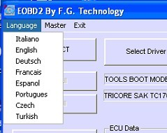 fgtech galletto 2 language