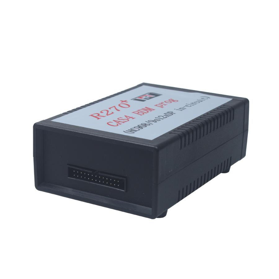 Free shipping R270 R270+ BDM Programmer V1 2 for BMW CAS4 (Choose SK46-B)
