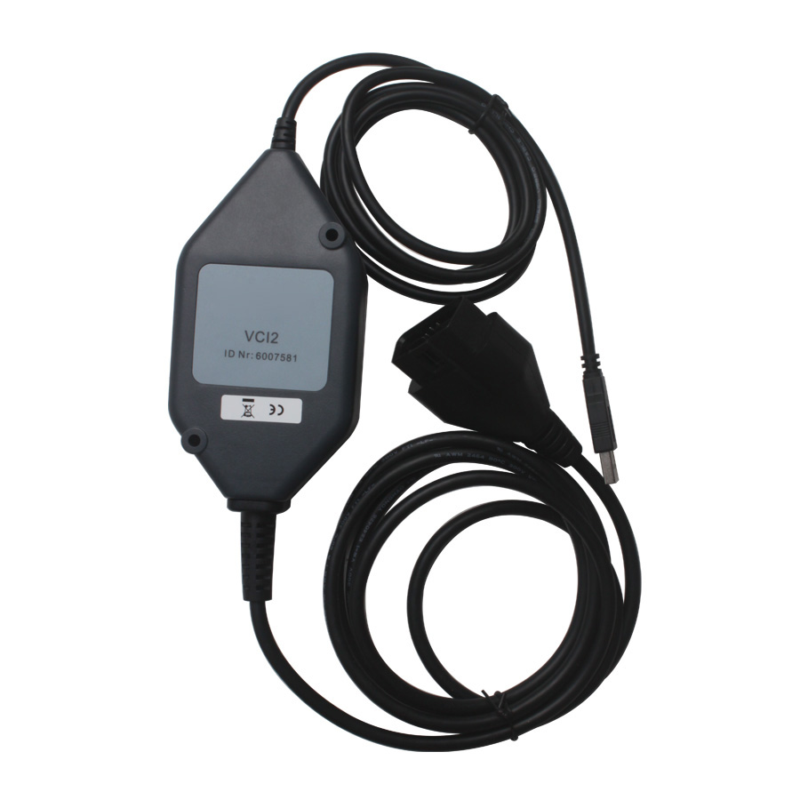 V2 27 VCI 2 SDP3 Truck Diagnostic tool for Scania without USB Dongle  (Choose SH58)