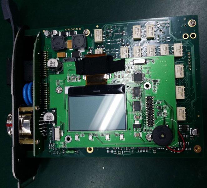 PCB Board display