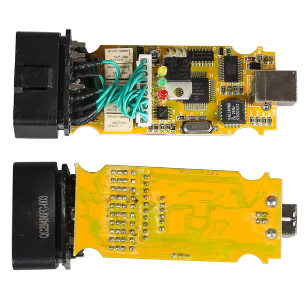 opel opcom diagnostic germany pcb board
