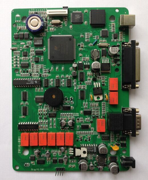 Cheap Main Unit of DIGIPROG III V4.94pcd board