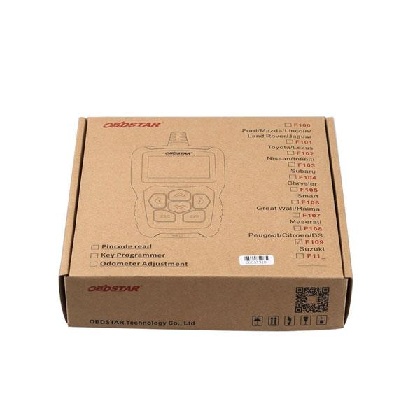 OBDSTAR F109 Auto Pin Code Calculator For SUZUKI with