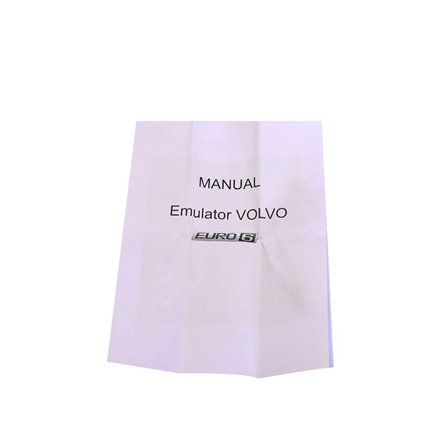 New update For Volvo Euro 6 Adblue emulator car Removal Emulator with NOX  sensor Support DPF system