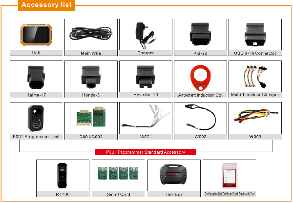 X300-dp-plus-accessory-list