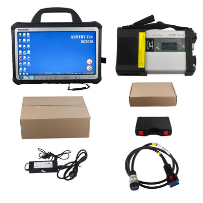 mb star c5 benz diagnostic tool