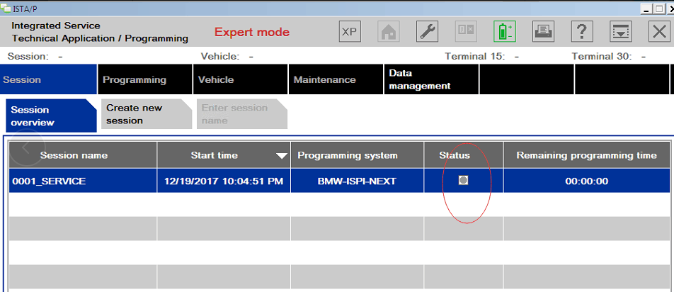 BMW Icom A2 A3 host cant be connected solved 2