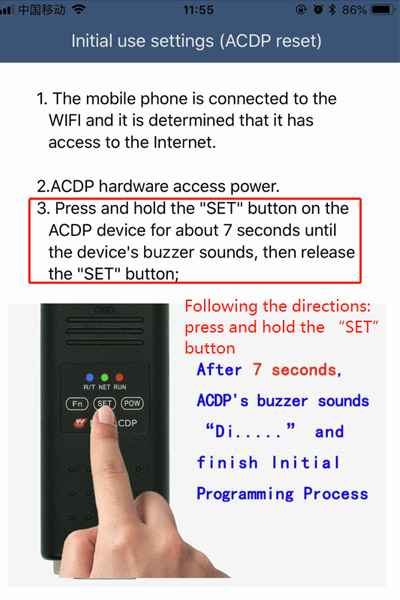 Cell-phone-bound-to-ACDP-4
