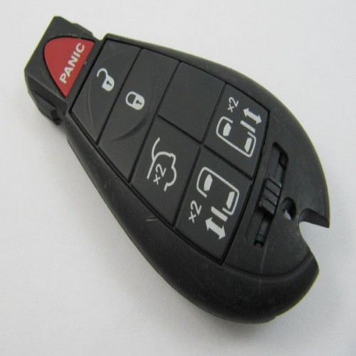 5+1 6Button 433MHZ Smart Key for Chrysler