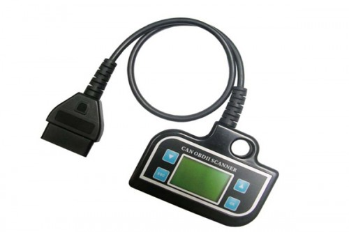 New Can OBDII Scanner free shipping