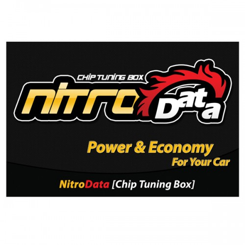 NitroData Chip Tuning Box for Motorbikers M11