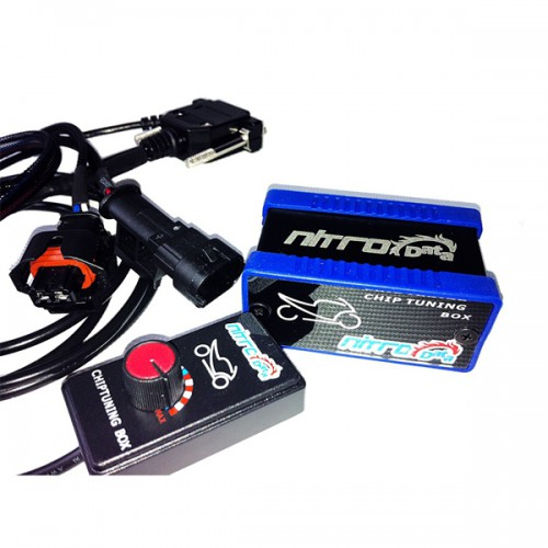 NitroData Chip Tuning Box for Motorbikers M4
