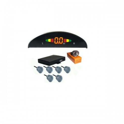 Rainbow LED Display Parking Sensor NEW