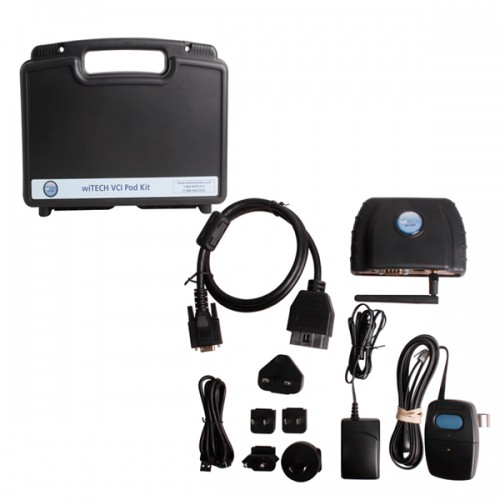 Original WITECH Diagnostic System for Chrysler Express free shipping