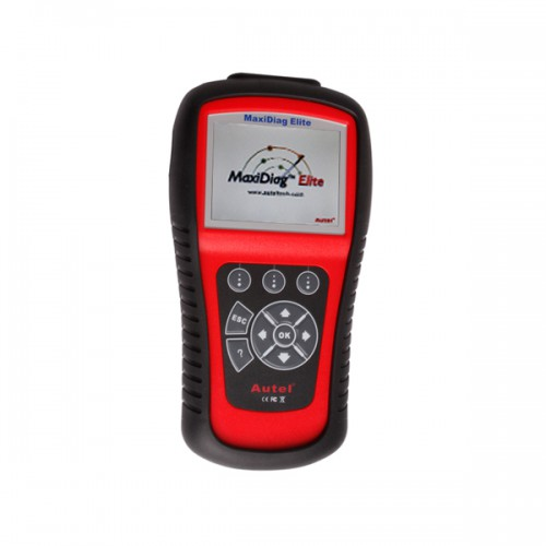 Original Autel MaxiDiag Elite MD802 for all system Free Update