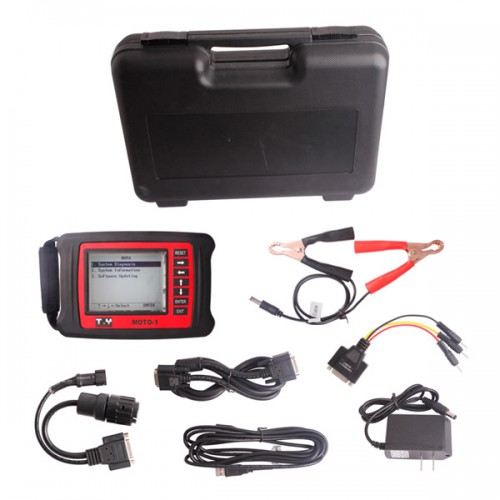 MOTO-1 All Line Motorcycle Electronic Diagnostic TOOL Update Online
