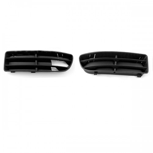 2pcs*FRONT LOWER GRILL INSERT COMBO FOR 99-04 VW JETTA MK4