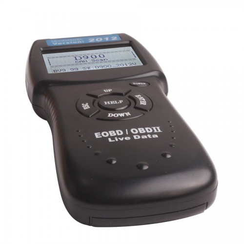 D900 CANBUS OBD2 Live PCM Data Code Reader 2012 Version
