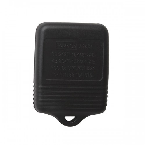 Remote 3 button 315MHZ for Ford 5 pcs/lot