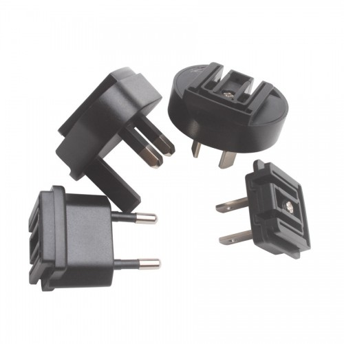 Dedicated Standard Large Current Power Adapter and US/EU/AU/UK Converter for the Key Pro M8