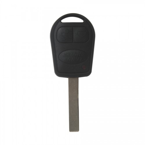 3 button remote control key shell for land rover 5pcs/lot