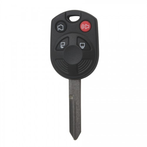 key shell 4 button for Ford remote 10 pcs/lot