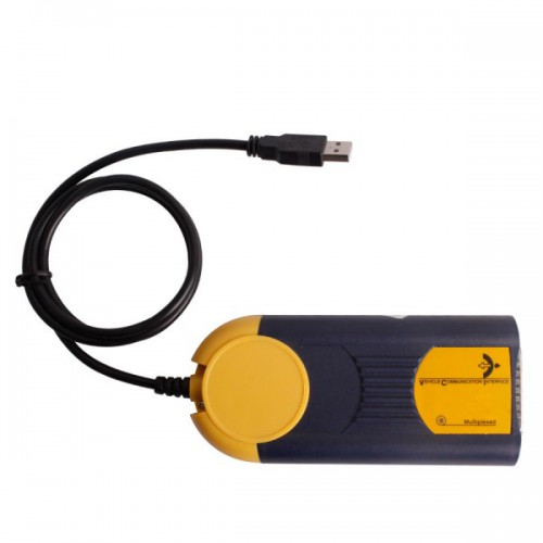 Latest V2013.02 Multi-Di@g Access J2534 Pass-Thru OBD2 Device