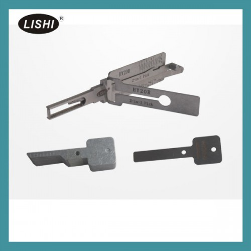 LISHI HY20R 2-in-1 Auto Pick and Decoder for HYUNDAI KIA