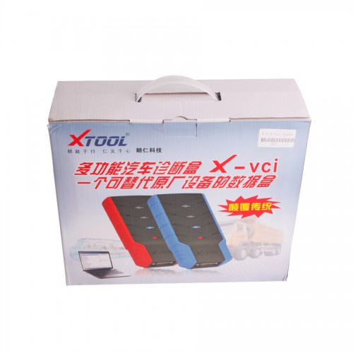 Original XTool X-VCI For Truck