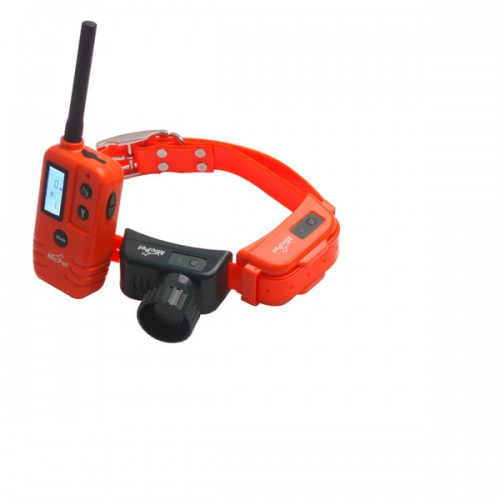 Remote training and beeper collar