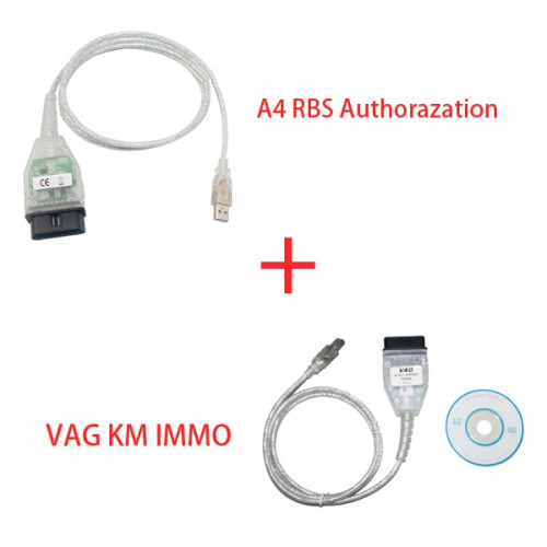 Buy KM+IMMO TOOL for VW Get Free Authorization for AUDI A4 RB8 Plus AUDI A4 A5 Q5