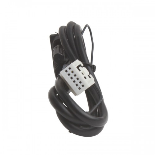 ISO 12Pin USB+SD MP3 Adapter for VW