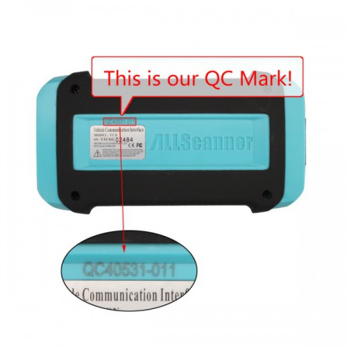 ALLSCANNER ITS3 IT3 Tool for TOYOTA Without Bluetooth free shipping choose HKVX01