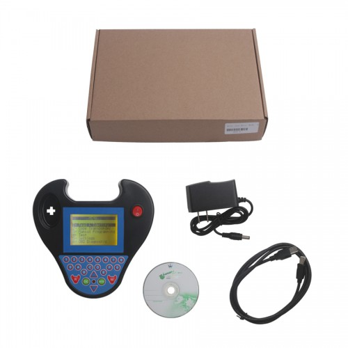 Smart Zed-Bull Mini ZEDBULL Transponder Clone Key Programmer with unlimited tokens