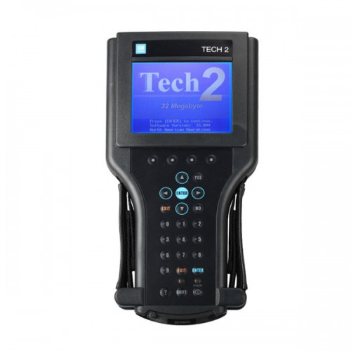 New Tech2 Diagnostic Scanner for GM Group Working for GM/SAAB/OPEL/SUZUKI/ISUZU/Holden B card (Choose SP23-B/SP23-C)