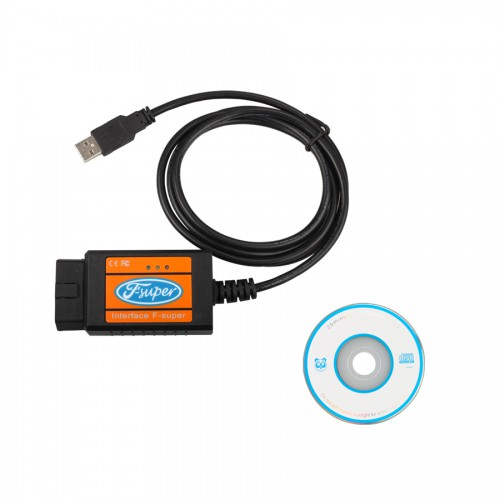 Scanner USB Scan Tool for Ford