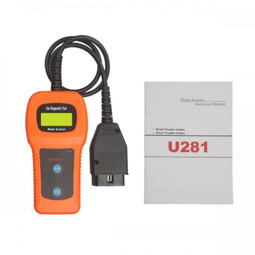 U281 CAN-BUS OBD CODE READER for VW AUDI SEAT