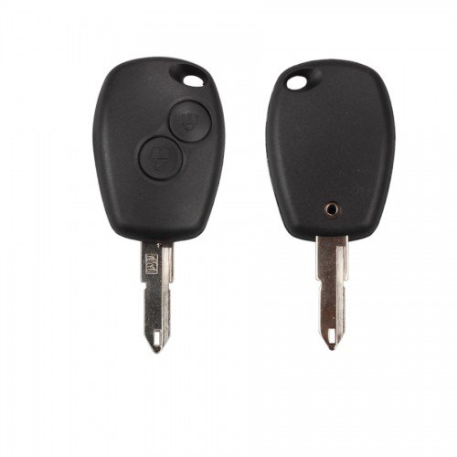 2 Button Rmote Control Key 433MHZ 7946 Chip For Renault