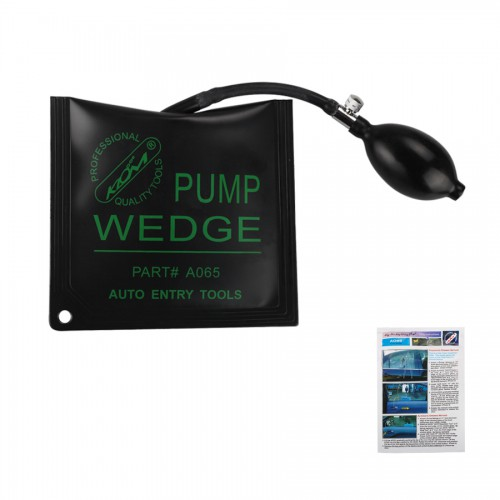 KLOM NEW middle Air Wedge (Black)