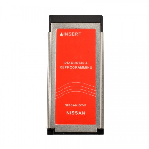 Consult 3 and Consult 4 GTR Card for Nissan