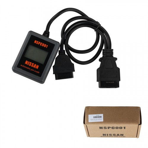 NSPC001 Hand-held Automatic Pin Code Reader For Nissan Free Shipping
