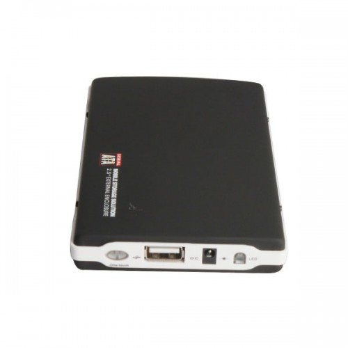 80G External Hard Disk SATA Port only HDD without Software