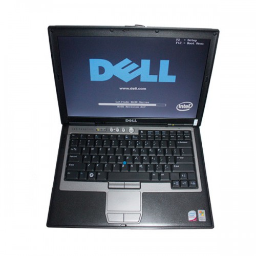 Super MB STAR C3 plus D630 4G RAM laptop